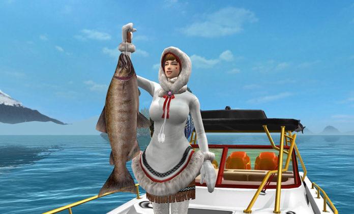 Gry wędkarskie online na tle innych gier
